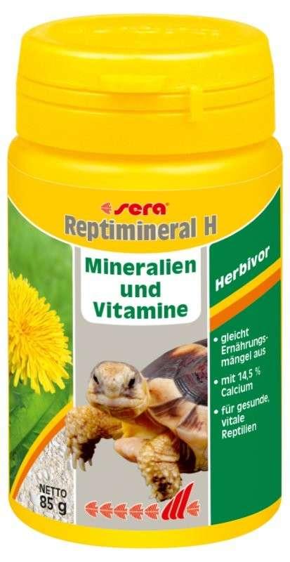 Reptimineral H 100 ml  från Sera köp billiga på nätet
