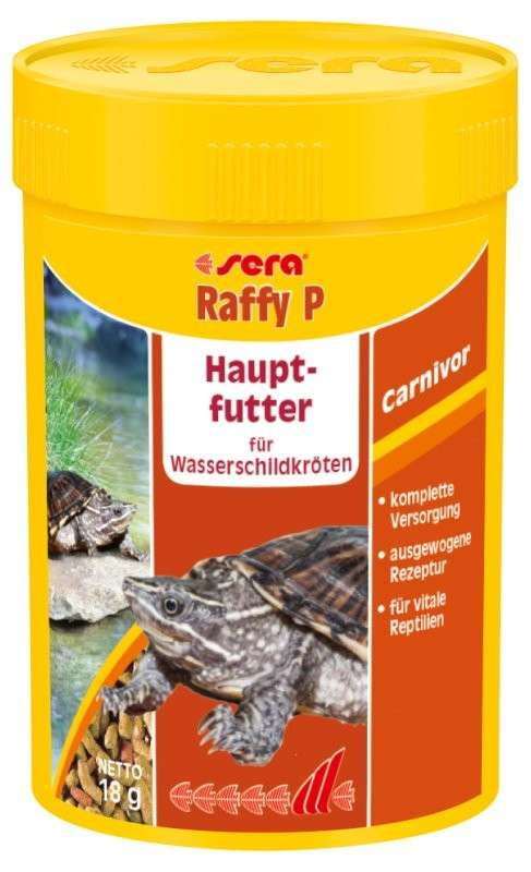 Sera Raffy P  18 g