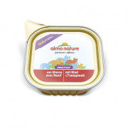 Almo Nature DailyMenu Adult Cat avec Bœuf 100 g