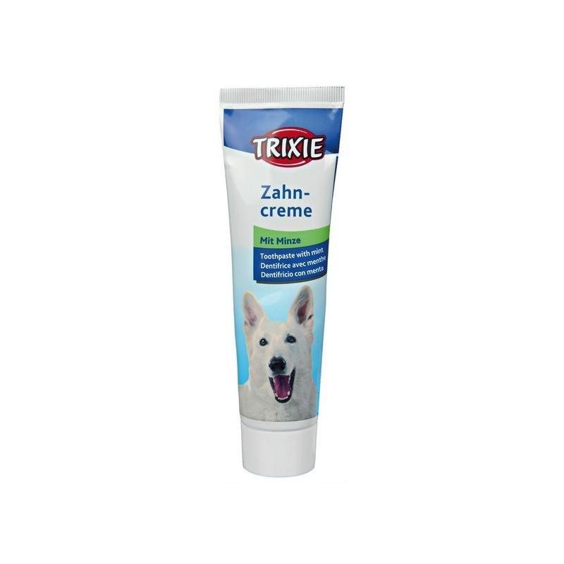 Tandkräm till hunden Mint   från Trixie köp billiga på nätet