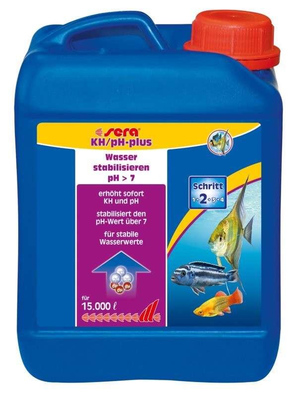 Sera KH/pH-plus  2.50 l