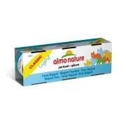 Almo Nature Classic Cluster Light Skip Jack Thunfisch 3x50 g