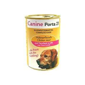 Feline Porta Canine Porta Kip Met Tonijn G Natvoer - Porta 21
