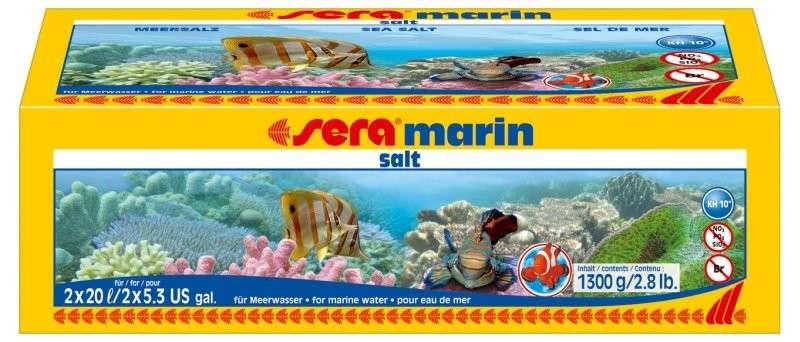 Sera Marin Salt  1.3 kg