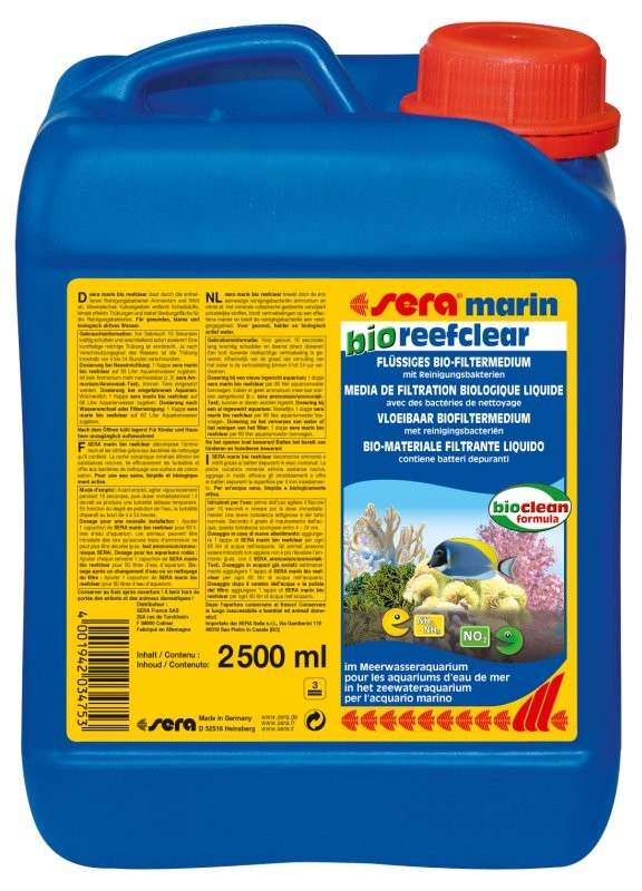 Sera Marin Bio Reefclear  2.5 l