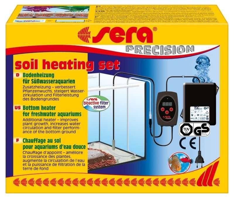 Sera Soil Heating Set 60 W  met korting aantrekkelijk en goedkoop kopen