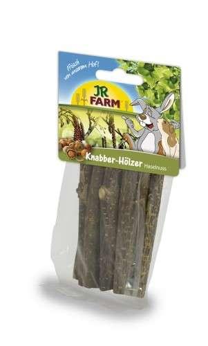 JR Farm Nibble-Wood Hazelnut 40 g