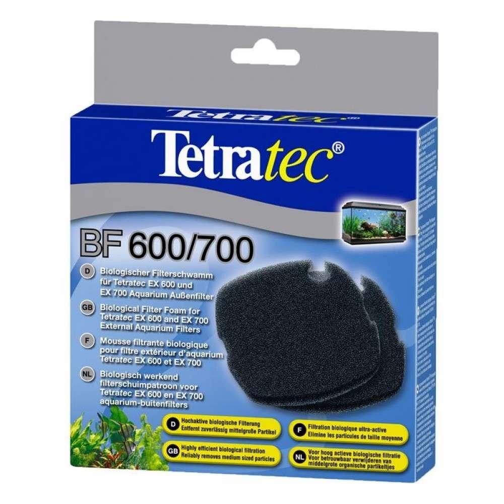 Tetra BF 600/700 Biologisch werkend filterschuimpatroon Zwart  met korting aantrekkelijk en goedkoop kopen