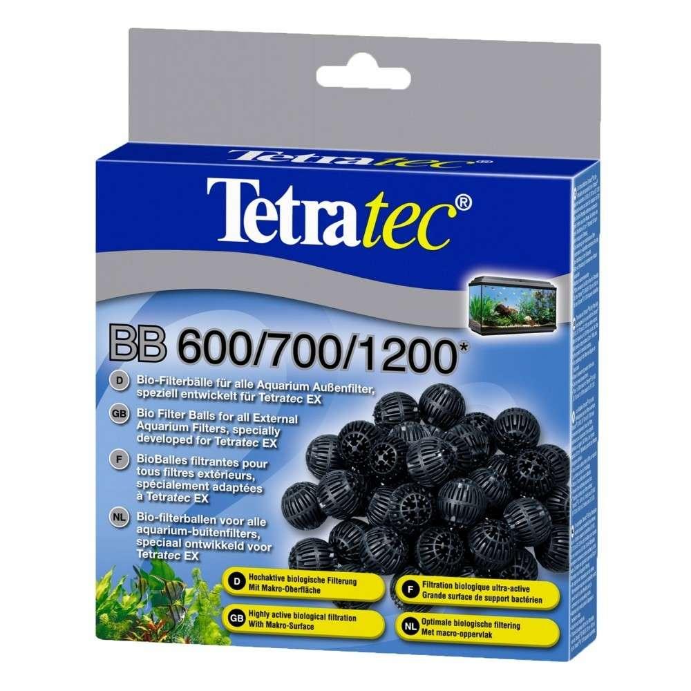 Tetra BB 600/700/1200 800ml Bio-filterballen Zwart  met korting aantrekkelijk en goedkoop kopen
