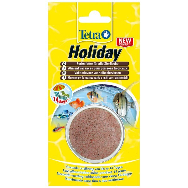 Tetra Holiday 30 g kjøp billig med rabatt