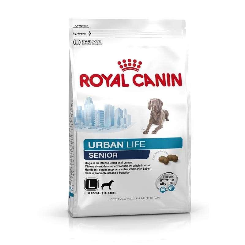 Royal Canin Lifestyle Health Nutrition - Urban Life Senior Large 9 kg, 3 kg köp billiga på nätet