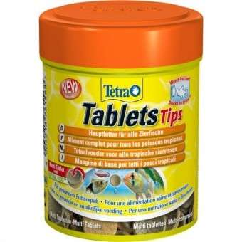 Tetra Tablets Tips 165 Tabletten 65 g