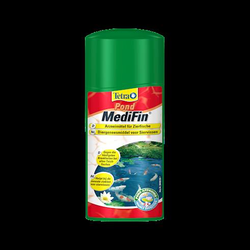 Tetra Pond MediFin 250 ml, 500 ml