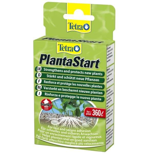 Tetra PlantaStart 12 tabletten 12 Tabs   met korting aantrekkelijk en goedkoop kopen