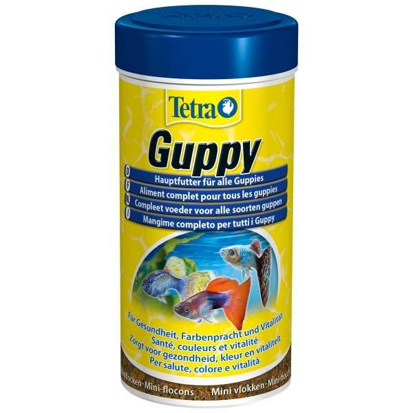 Tetra Guppy 100 ml, 250 ml