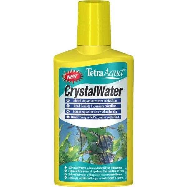 Tetra Aqua Crystal Water 100 ml  met korting aantrekkelijk en goedkoop kopen