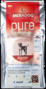 Meradog Pure Fresh Meat Huhn & Kartoffel 4kg Discountpreis & Angebot