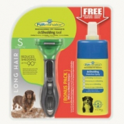 FURminator DeShedding S + DeShedding Spray Bonuspack