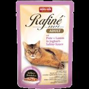 Rafiné Soupé Pouch Turkey & Lamb with Yogurt Cream - EAN: 4017721836661