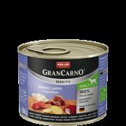 Animonda GranCarno Sensitive Adult Lamm + Kartoffeln 200g