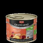Animonda GranCarno Sensitive Adult Pollo+Patatas La calidad más alta a un precio justo