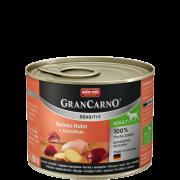 Comida húmeda perros   Animonda GranCarno 200g Sensitive Adult Pollo+Patatas compra en línea barato para tu perro