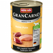 Animonda GranCarno Sensitive Adult Dinde Pure 400 g