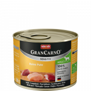 Animonda GranCarno Adult Sensitive Dinde Pure - Poids 200 g