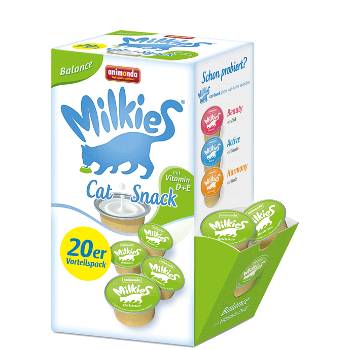 Animonda Milkies Balance 20x15 g, 4x15 g