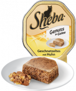 Sheba Tender Pieces in Jelly Chicken 85g Art.-Nr.: 12349