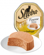 Sheba Finesse Mousse Poultry - EAN: 3065890123601