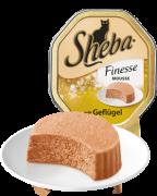 Sheba Finesse Mousse med Fjerkræ 85g