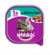 Whiskas Shell Adult 1+ with Rabbit - EAN: 4008429078286