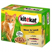 Kitekat Sea & Land Variety in Jelly, Multipack Art.-Nr.: 12529