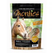 Monties Biscuits Carrot & Shamrock 500 g