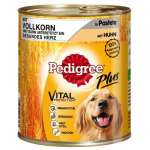Pedigree Plus mit Vollkorn-Huhn in Pastete