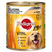 PedigreePlus Whole Grain with Chicken in Pate 800 g Dog food