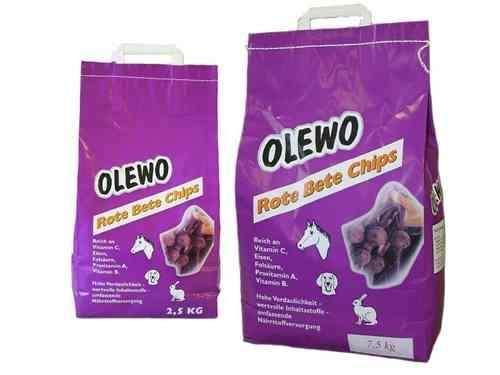 OLEWO Red Beets-Chips 7.5 kg köp billiga på nätet