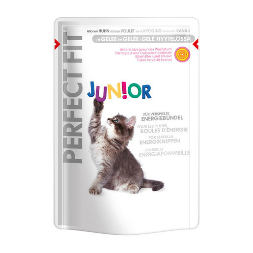 Perfect Fit Cat Junior Kanaa 85 g