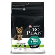 Pro Plan Small & Mini Puppy - Optistart rich in chicken 3 kg