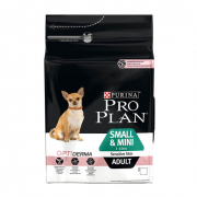 Purina Pro Plan Sensitive Skin Small & Mini Adult - Optiderma rich in salmon 3 kg