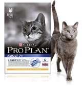 Purina Pro Plan Adult 7+ Longevis rico en pollo para gatos 1.5Kg
