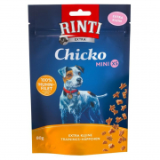 Rinti Extra Snacks Chicko Mini XS Kylling 80 g
