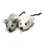 Cuddly Mouse with Valerian 13x7 cm