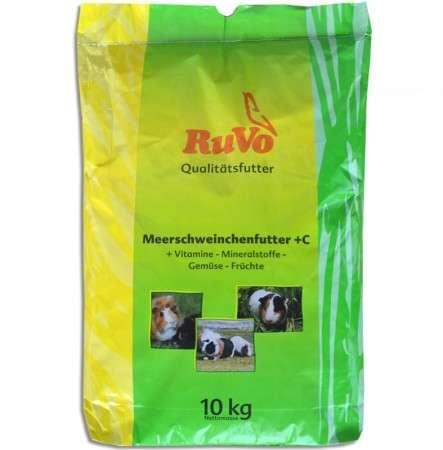 Ruvo Guinea pig food +C 10 kg