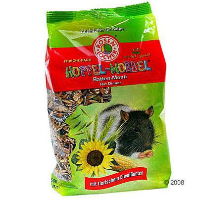 Rosenlöcher Menu for rats 600 g