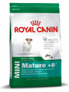 Royal Canin Size Health Nutrition - Mini Mature +8 2 kg