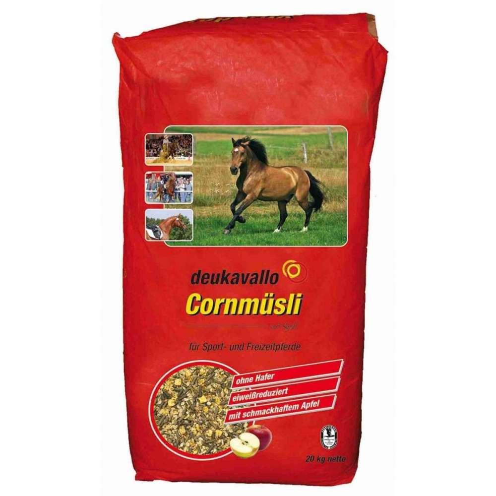 Deukavallo Cereal de Maíz 20 kg