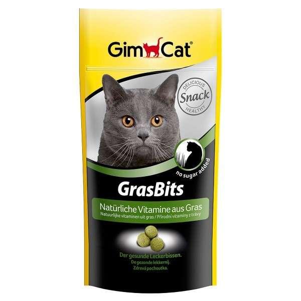 GimCat Grasbits 40 g, 140 g test