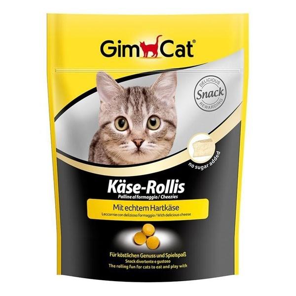 GimCat Oste-Rollis 140 g 4002064418377 anmeldelser